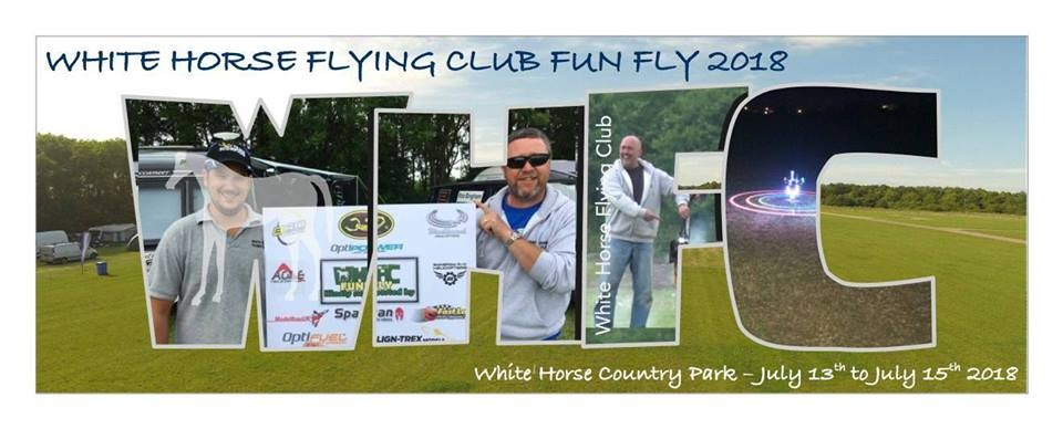 White Horse FunFly 2018